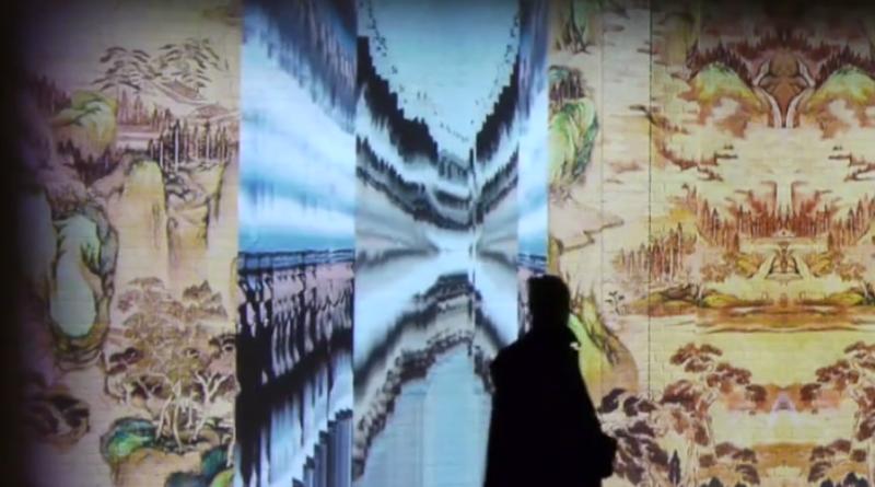Videokunst i offentlige rom