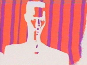 Morten Børresen, stillbilde fra Grace Jones, video, 1981