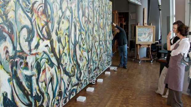 Jon Ippolito på Kunstnernes Hus 17. juni 2015