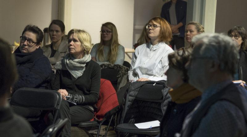 Dialogmøte om Videokunstarkivet